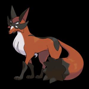 legendary dog pokemon