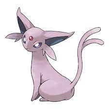 purple cat pokemon