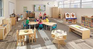 How to Design a Classroom for Young Learners