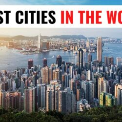 Richest City In The World