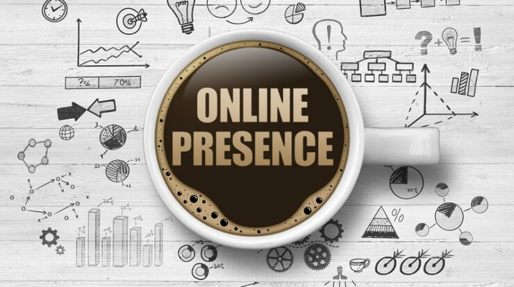 Online Presence of App for Digital Marketing