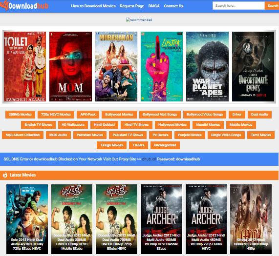 bollyhub movie download